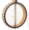 Ome Juniper 12 inch open back banjo - body - back