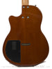 Anderson Guitars Crowdster Plus Koa Electric - back close up