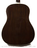 Collings CJ35 G German Spruce - Acoustic Guitar - back close up