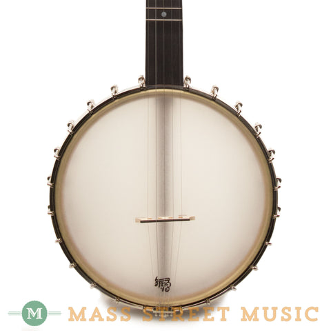 Bart Reiter Banjos - Standard Open-Back Front Close