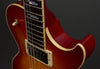 Collings Electric Guitars - CL Deluxe Cherry Sunburst - Binding