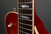 Collings Electric Guitars - CL Deluxe Cherry Sunburst - Inlays