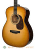 collings T1 SB tenor guitar western shaded burst - angle