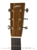 Collings OM2H MGR acoustic guitar - front heastock