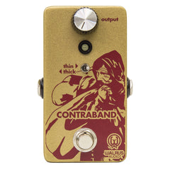 Walrus Audio - Contraband Fuzz - Front Stock