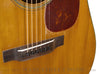 Martin D18 vintage acoustic guitar - 1948 - bridge
