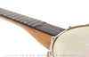 "Chuck Lee Dobson Open Back 11"" Banjo - fingerboard"