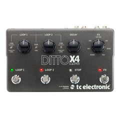 TC Electronic - Ditto X4 Looper
