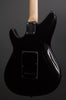 Don Grosh Electric Guitars - ElectraJet Standard with Blown 59s - Black - Back Angle