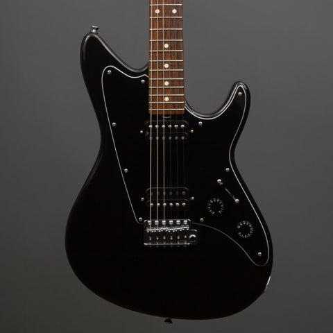 Don Grosh Electric Guitars - ElectraJet Standard with Blown 59s - Black