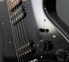 Don Grosh Electric Guitars - ElectraJet Standard with Blown 59s - Black - Shop wear