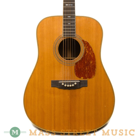 Henderson Acoustic Guitars - Used Dreadnought - Front Close