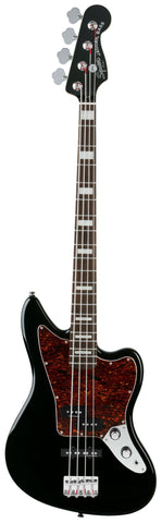 Squier Jaguar Vintage Modified Electric Bass - front stock