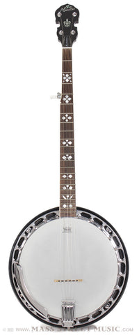 The Maestro MaestroTone Resonator Banjo- front