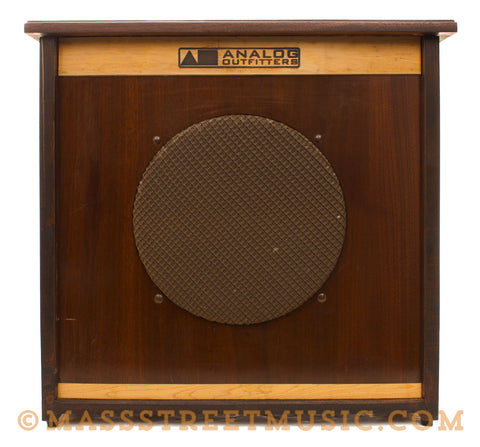 Analog Outfitters 1x12 Speaker Cabinet - front