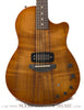 Anderson Guitars Crowdster Plus Koa Electric - front close up