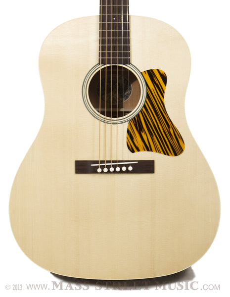 collings cj35 g german spruce and mahogany jumbo dread acoustic guitar mass street music store. Black Bedroom Furniture Sets. Home Design Ideas