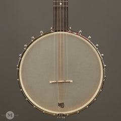 Bart Reiter Banjos - Galax - Front Close
