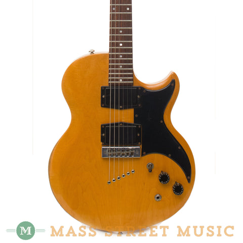 Gibson Electric Guitars - 1976 L-6S Deluxe - Front Close