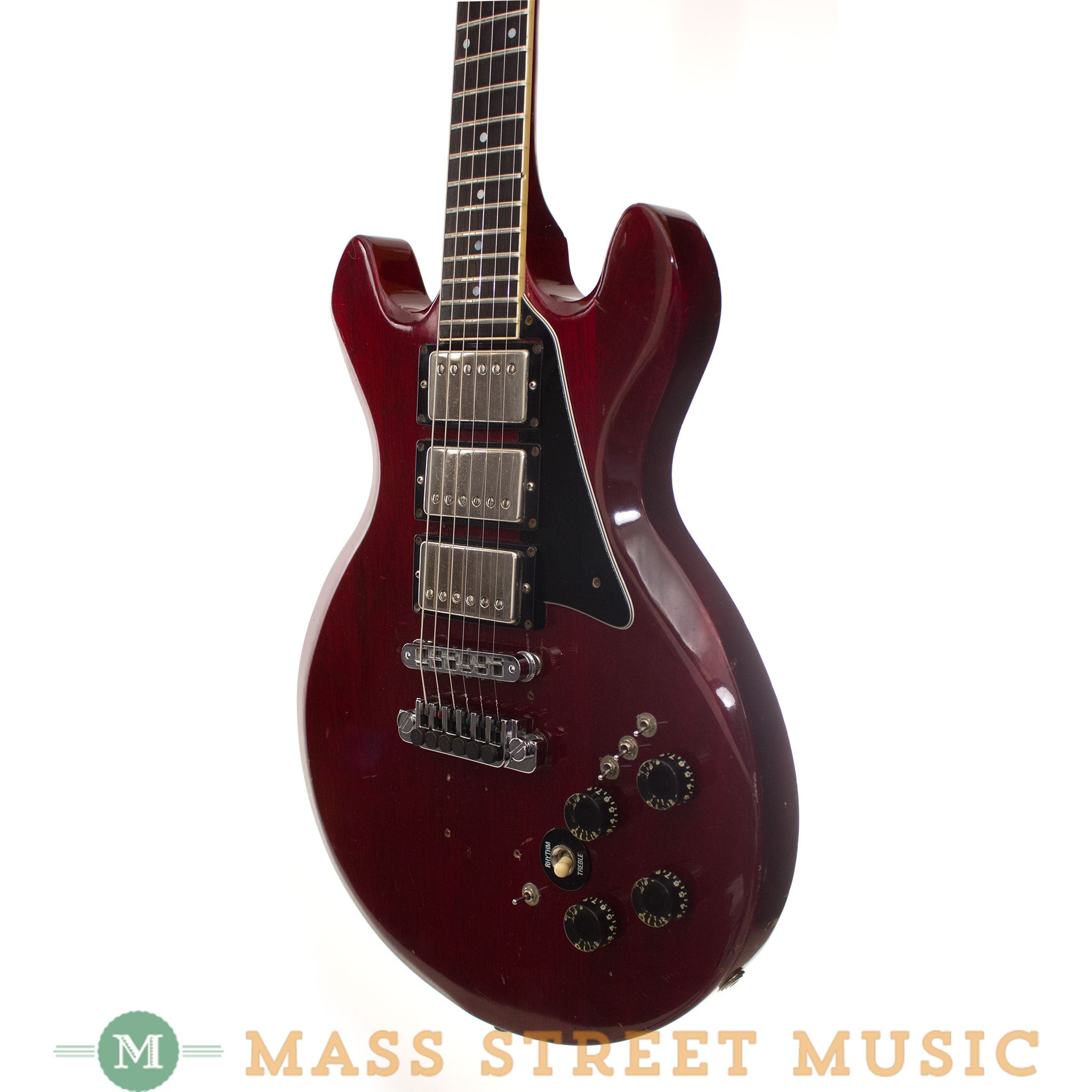 gibson electric guitars 1980 335s deluxe mass street music store. Black Bedroom Furniture Sets. Home Design Ideas