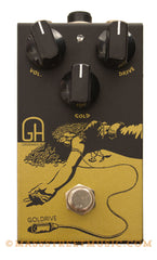 Greenhouse Effects Goldrive Overdrive Pedal - front