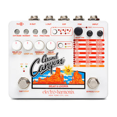 Electro-Harmonix -  Grand Canyon Delay & Looper
