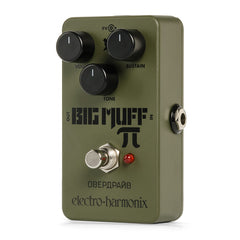Electro-Harmonix Effect Pedals - Green Russian Big Muff