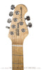 Ernie Ball Music Man Silhouette Burst - front headstock