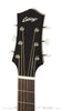 Collings CJ35 G German Spruce - Acoustic Guitar - front headstock
