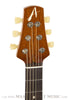 Anderson Guitars Crowdster Plus Koa Electric - headstock front