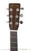 1966 Martin D-28 acoustic guitar -front of headstock