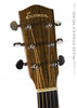 Eastman AC420 acoustic dread guitar - front headstock