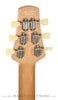 Anderson Guitars Crowdster Plus Koa Electric - headstock back