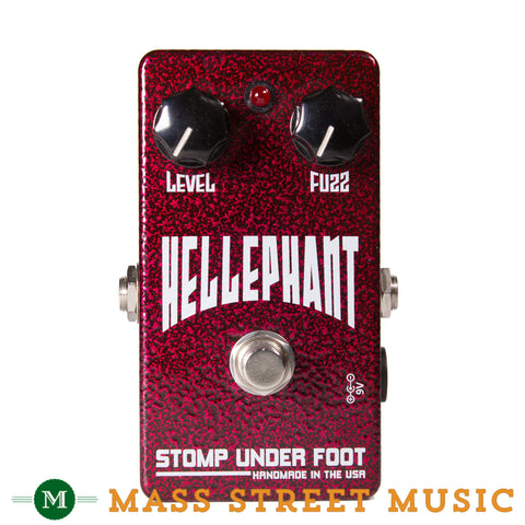 Stomp Under Foot - Hellephant