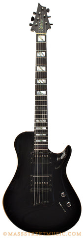 Warrior Isabella Electric Guitar - front