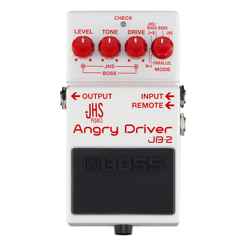 BOSS Effect Pedals - JB-2 Angry Driver