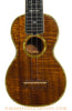 vintage 1930s Martin 5k uke - front close up