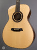 McKnight Guitars - 2005 OM-D Used - Angle