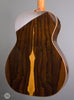 McKnight Guitars - 2005 OM-D Used - Back Angle