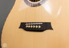 McKnight Guitars - 2005 OM-D Used - Bridge