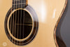 McKnight Guitars - 2005 OM-D Used - Rosette