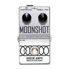Greer Amps - Moonshot Class-A Treble and Mid Pre