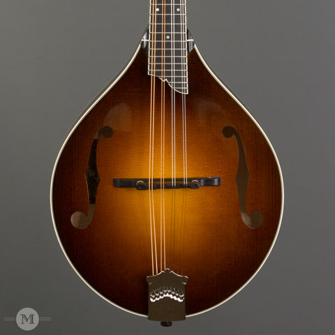 Collings Mandolins - MT2 - Fleur-De-Lis - Front Close