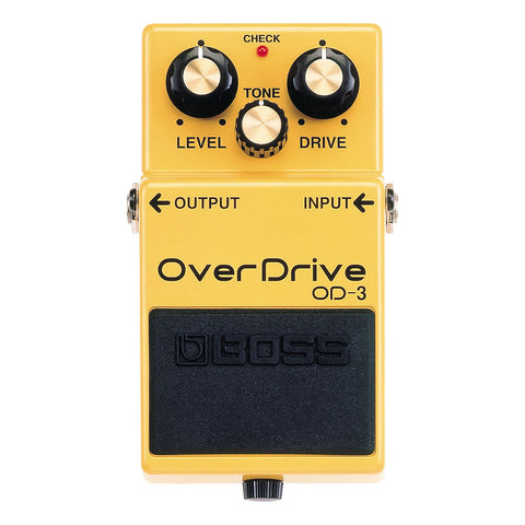 BOSS Effect Pedals - OD-3 Overdrive