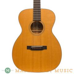 Collings Acoustic Guitars - OM1 Traditional T Series - Baked - Front Close