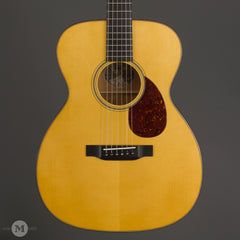 Collings Acoustic Guitars - OM1 A JL Traditional - 1 3/4 Julian Lage Signature - Front Close