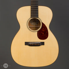 Collings Acoustic Guitars - OM1 A Traditional T Series - Front Close