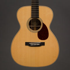 Collings Acoustic Guitars - OM2HA MR Traditional T Series - Front Close