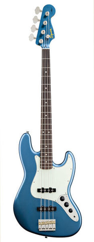 Squier - James Johnston Jazz Bass - Lake Placid Blue