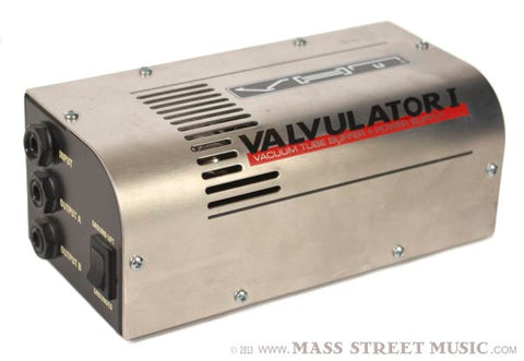 VHT - Valvulator I Tube Buffer